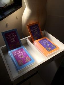 個展会場books